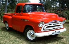 1957 Step Side 3100 Stock