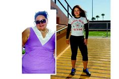 """Stephanie Briseno Vitals Stephanie Briseno, 23, Brownsville, TX Occupation Student / Certified personal trainer Height 5'5"""" Time Required to Reach Goal 1 year, 4 months Lesson Learned """"Nutrition is 80 percent of the battle. You need to fuel your metabolism."""" Secret Weapon """"My food journal. Writing down my daily and weekly goals, plus some inspirational quotes, really kept me focused."""" Weight before 314 Weight after 140"""