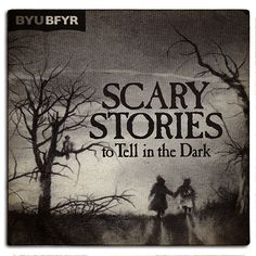 """Scary TBT for you today! Folktales are about the scariest literature there is. They've been around forever because they're great stories, as well as chilling, creepy, terrifying, etc. """"Scary Stories to Tell in the Dark"""" by Alvin Schwartz (1989) are among the best—or the worst, depending on your point of view. Tell them around campfires or at Halloween parties, and laugh when your friends jump!   http://goo.gl/jV4EBq"""