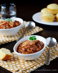 Sunday Suppers with Lunchbox Love--Chicken Chili | Say Please Inc