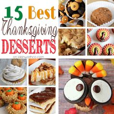 15 Best Thanksgiving