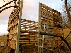 It's a Boy's Life: The Goat's Pallet Barn