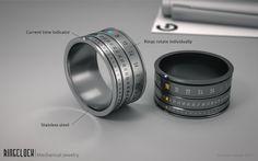 product, style, stuff, ringclock, watch