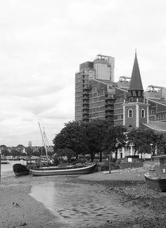 St Mary's Church, Battersea, London