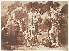 Gordon Highlanders, 1842
