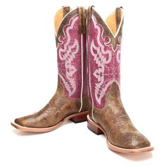 BootDaddy Collection with Anderson Bean Horsepower Chocolate Old El Paso Cowboy Boots|Anderson Bean Boots