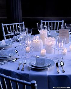 wedding candle centerpieces on a budget