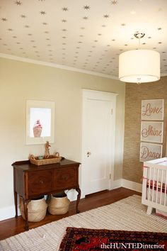 Oh My Nursery!  A Clients Room Reveal