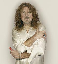 Robert Plant   by Nadav Kander