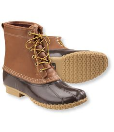 "Women's Bean Boots by L.L.Bean, 8"" Gore-Tex/Thinsulate: Winter Boots 