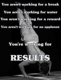 working out motivational