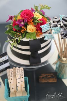 Benfield Photography Blog: Happy Birthday Shindig Paperie!  Flowers by PIGMINT, Fayetteville, Arkansas