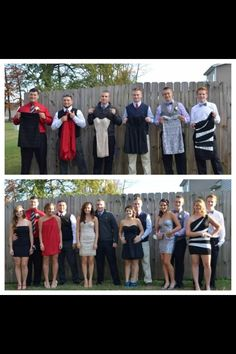 Cute homecoming or prom pictures!