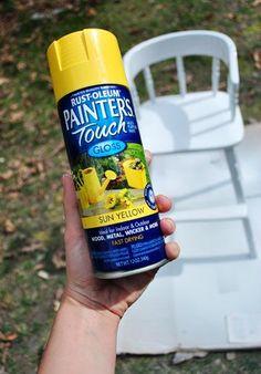 Painter's Touch Gloss Sun Yellow