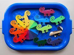 Chameleon Color Matching