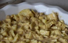 What's Cooking At Cathy's?: No Crust Apple Pie