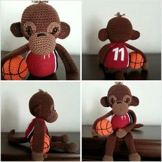 Basketbal aapje