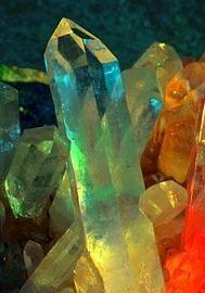 The quartz crystal