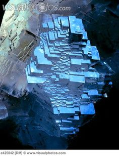 Crystals of Calcite (calcium carbonate)