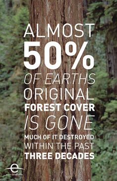 Environmental Awareness  ... don't ignore the signs!!