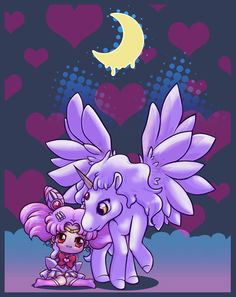 sailor chibi moon and helios  Sailor moon / Chibi