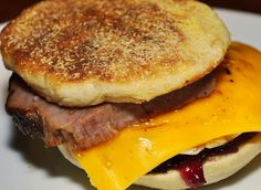 Yamy … it's a Ham and Egg and Cheese Breakfast made by jeffreyw.