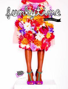 Funkytime magazine summer/2012 #design #DIY #crafts #home #lifestyle #free