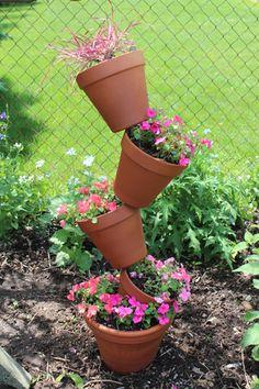 DIY Whimsical Planter
