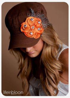 hats, blingi hat, capshat, idea, fashion