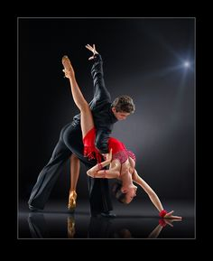 There is something exquisitely beautiful about the human form in motion through dance!