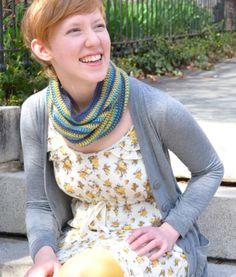 Breda's Cowl #crochet cowl pattern designed by The Fibre Company + Kelbourne Woolens - free @becraftsy #crochet pattern