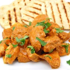 Chicken Tikka Masala! Delicious!