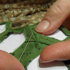 stitch togeth, quilt, hexagons, hexagon help