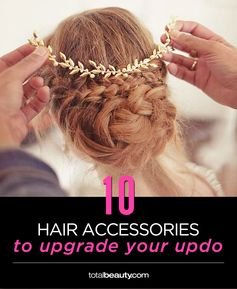 From ponytails to beachy waves, every look becomes instantly prettier when you add one of these gems.