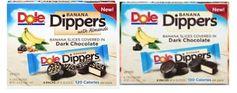 Dole:  $1 off Banana Dippers Coupon = $1.98 @ Walmart!