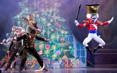 American Repertory Ballet's presentation of The Nutcracker was spectacular!