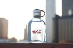 Ready for anything in HUGO Man the fragrance