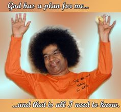 An amazing connection between Sri Sathya Sai and Mahatma Gandhi which answers the question - how can a brutal death come to a person who has lead a noble life...