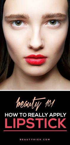 10 lipstick tips & tricks no one ever tells you!