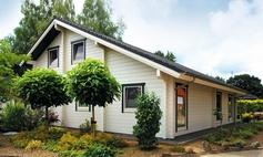 Maison en bois moderne par Rovaniemi Maisons en Bois en Finlande