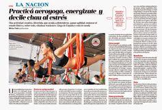 Yoga Aerien Presse et Télévision  #yogaaerien #pilates #pilatesaerien #swing #balançoire #fitness #france #aix #hamaque #harnais #yoga #enseignants #studio #sport #rafaelmartinez #yogaaereo #pilatesaereo #columpio #cursos #formacion #formation #sante #wellness #bienêtre #bienestar #sante #antiage #ayaeroyoga #aerialyoga