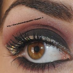 Diario di una make up addict: PaciugoPedia 2.0: Black&Burgundy Make Up