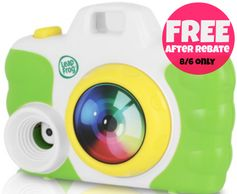 *HOT!* A4C:  FREE LeapFrog Creativity Protective Case (iPhone/iPod products) = FREE After $19.99 Rebate!