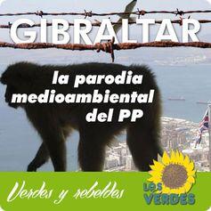 Los Verdes piden al PP que sea tan medioambientalista en todo el litoral español como en Gibraltar