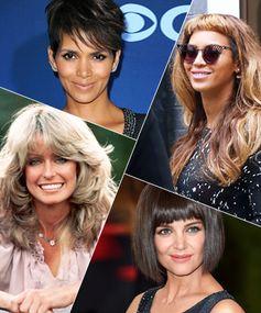 Best Bangs - Celebrity Bangs
