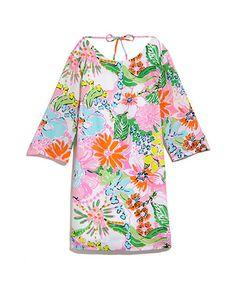Satin Dress, $38