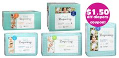 Diapers: $1.50 off Well Beginnings Coupon (New Link!) + Walgreens Deal!