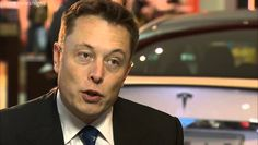 NEWSNIGHT: Elon Musk: 'Life has to be about more than just solving problems""