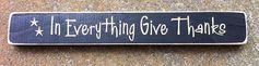 Primitive Country Engraved In Everything Give by NannieandBCrafts, $6.50
