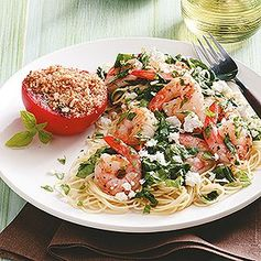 Recipes - Sam's Club. Mediterranean Shrimp Skillet
